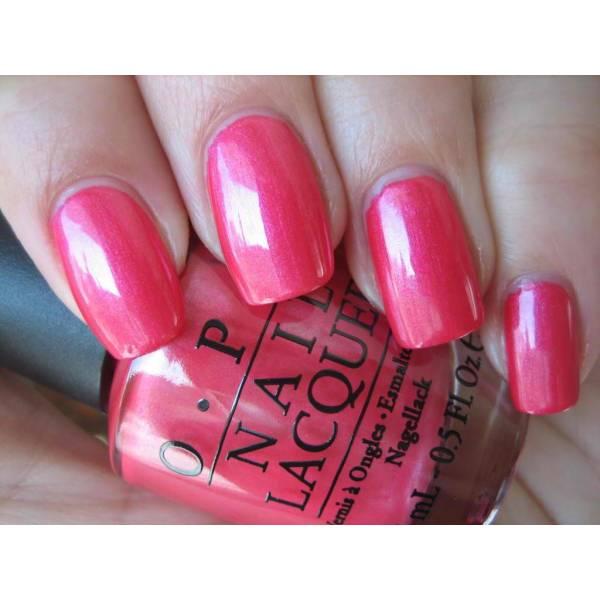 Opi Nail Polish Colors Names Pink - Printable Coloring Pages